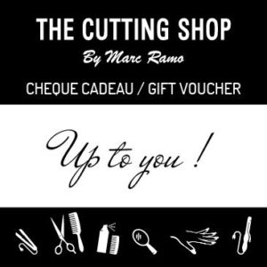 Chèque cadeau « UP TO YOU »