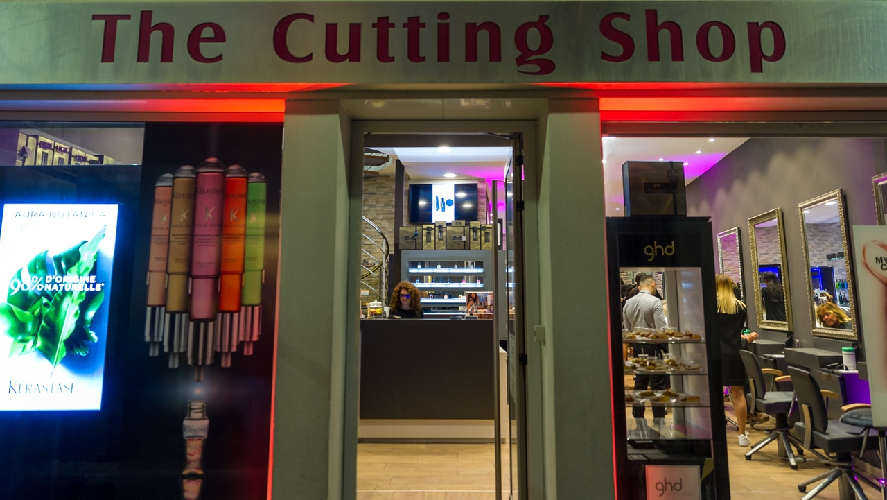 End of season party The Cutting Shop 2018